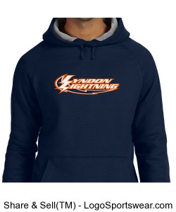 Hanes Nano Pullover Hooded Sweatshirt Design Zoom